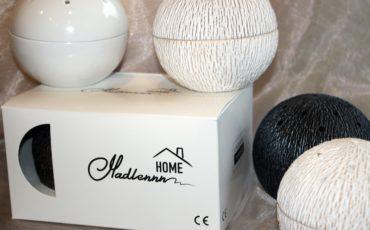 Magiczne skutki zapachu-aromaterapia i relaks dzięki kulom Madlennn Home