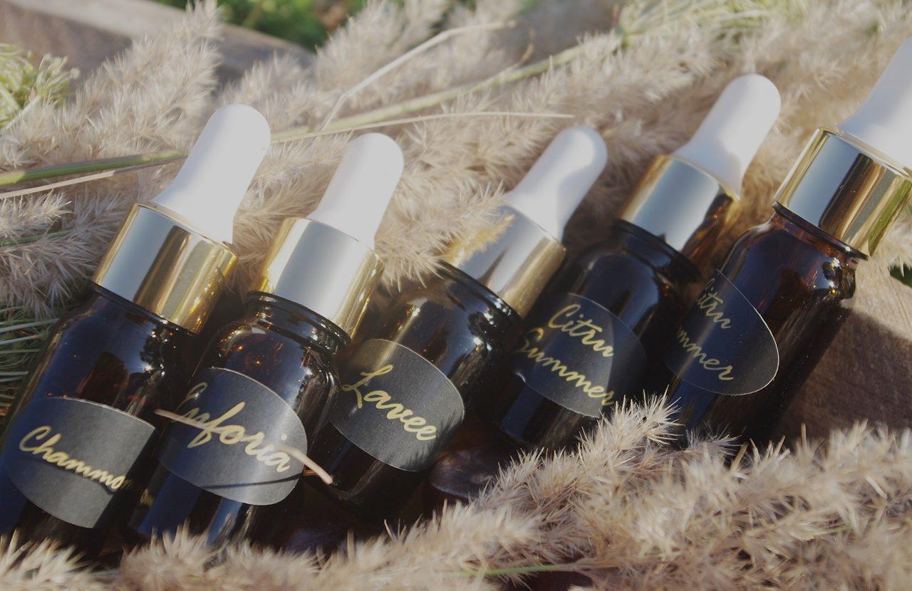 6 sposobów  na użycie naturalnych perfum Madlennnhandmade.