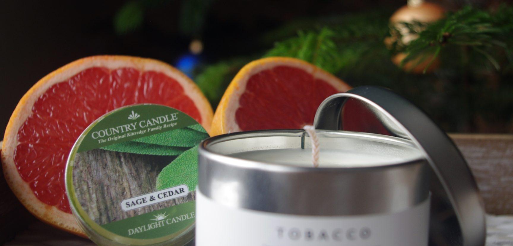 Naturalne świece zapachowe z olejkami czy esencjami- które wybrać?