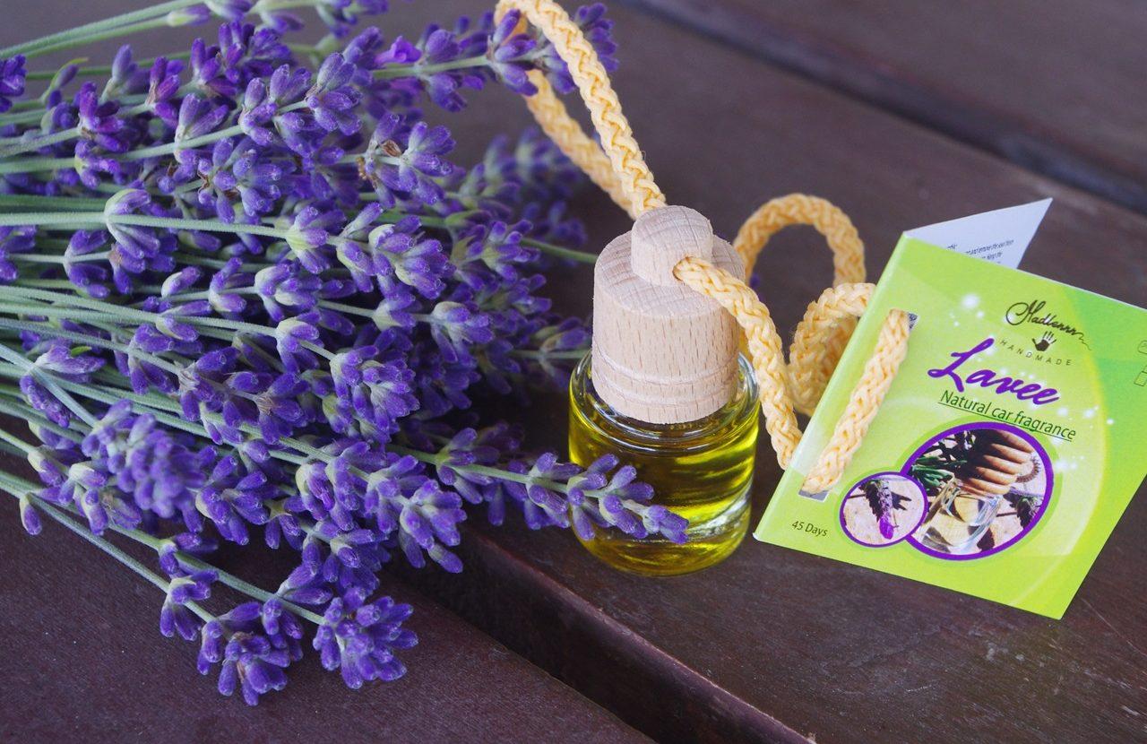 Zapach do samochodu z lawendy – 6 korzyści o których nie wiedziałeś?