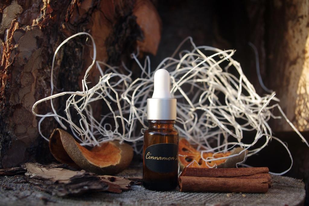 Cinnamon Leaf-niezwykły zapach z cynamonem przyprawami i szczyptą tajemnicy.