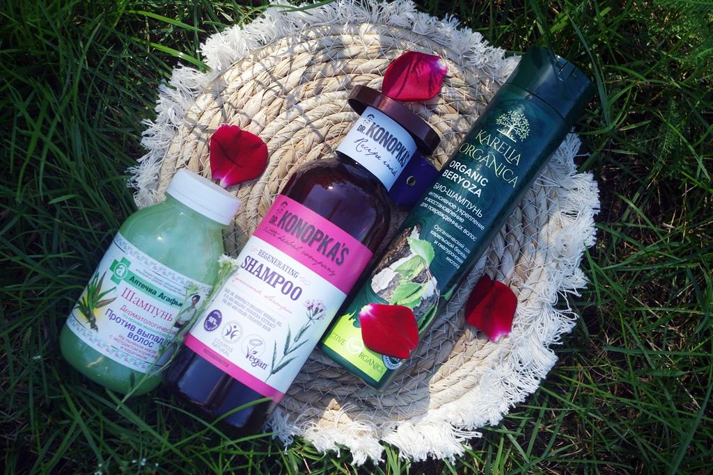 Naturalny szampon przeciw wypadaniu włosów-czy naprawdę działa?