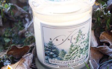 Najlepsze świece na święta i nie tylko- Kringle Candle