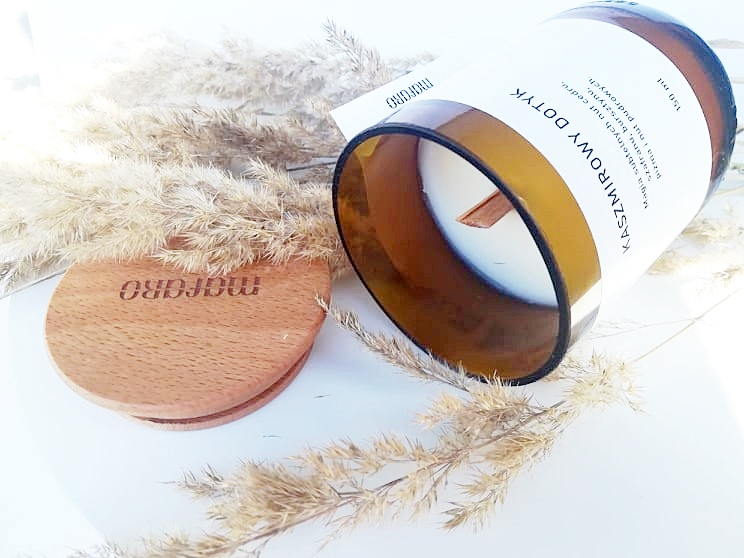 Świece sojowe z drewnianym knotem-Wasze zapachy  na jesień?